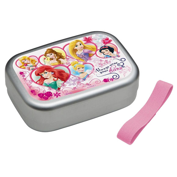 Aluminum Bento box set lunch box Disney chopsticks set plastic cups spoon fork children kids canteen DrawString bag elementary school enrollment kindergarten