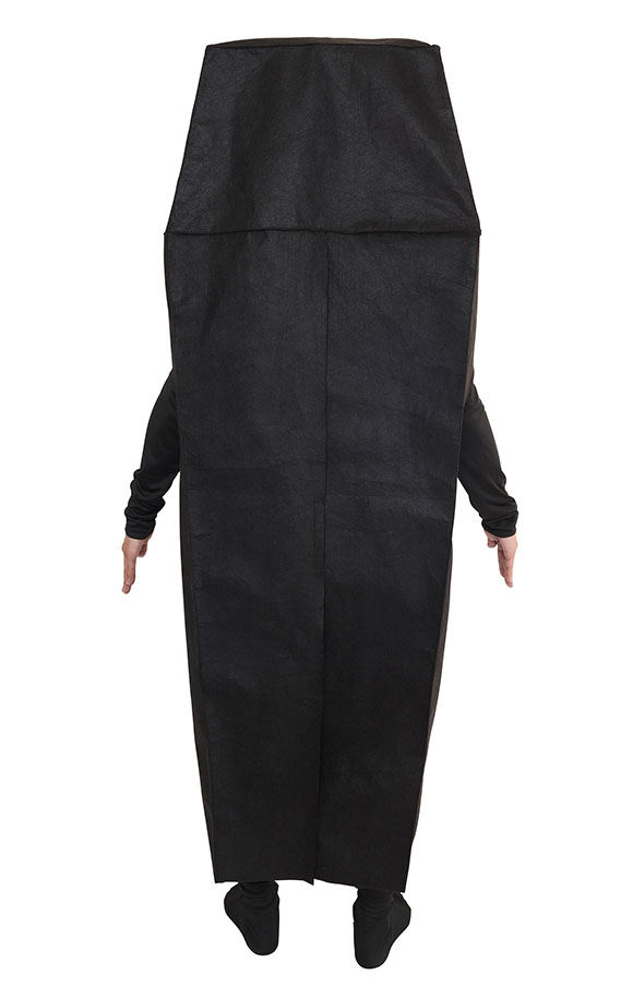 Coffin costume Xmas new year new year party party outfit costume fancy dress store banquet event promotional adult cheap cheap campaign interesting interesting