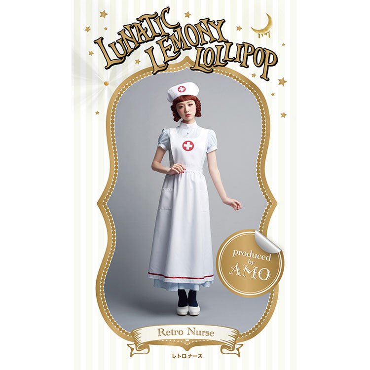 b74663abb1ffa ... Cute LLL Retro Nurse costume fancy dress cute Halloween party costume  wedding parties entertainment party new ...