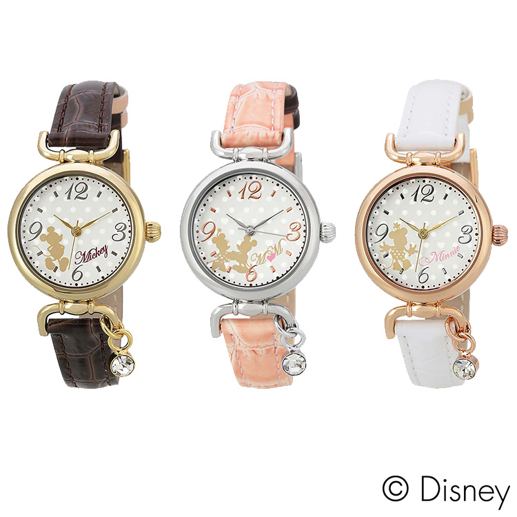 Disney/ディズニー ミッキー腕時計(WMK-B08)