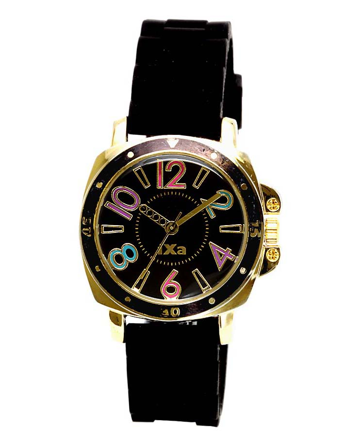 【腕時計 カラフル】 カラフルラバーウォッチ 【AL1182-W】腕時計  おしゃれ 女性 レディース プレゼント 贈り物 ギフト カラフル サンフレイム