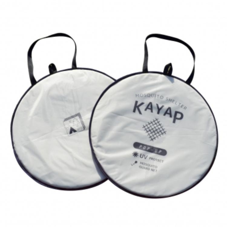 【カヤップ テント】 カヤップ テント アウトドア 蚊よけ 虫よけ キャンプ 行楽 CBJ