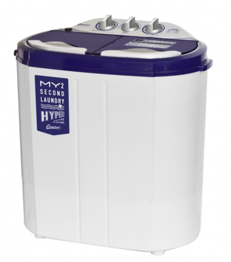 【洗濯機 小型】 マイセカンドランドリー ハイパー TOM-05 h 洗濯機 二層式洗濯機 小型洗濯機 コンパクトタイプ 一人暮らし 家電 CBJ