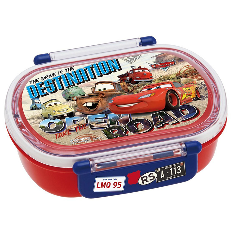 Holiday making outing excursion athletic meet picnic gift present omk for  the dishwasher-adaptive tight lunch BOX character Disney lunch lunch box