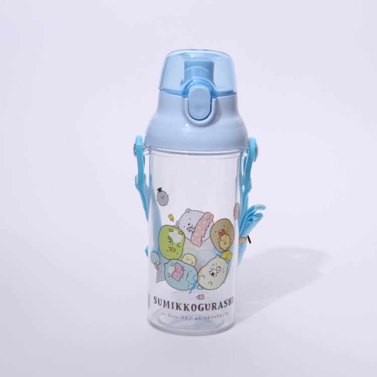 ワンタッチクリアボトル