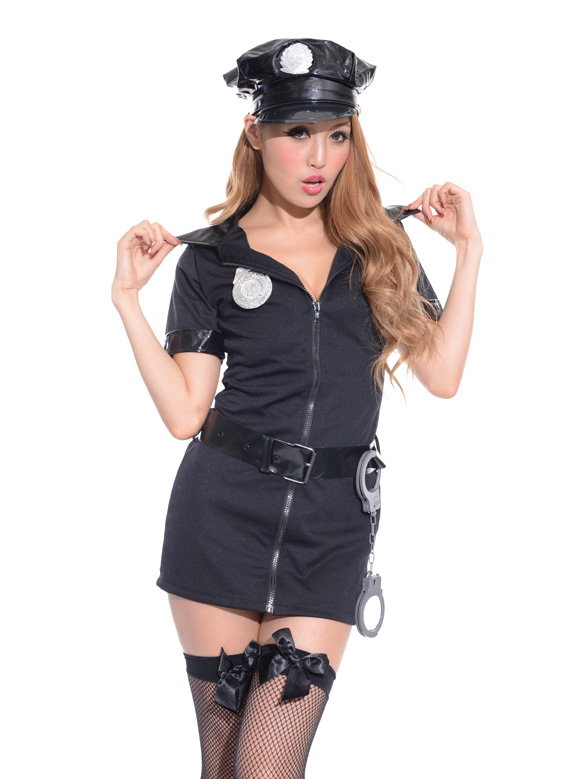 COP police costume cosplay costumes fancy dress Halloween party wedding parties entertainment party new yearu0027s Party at welcome party farewell womenu0027s ...  sc 1 st  Rakuten : police costume for women  - Germanpascual.Com