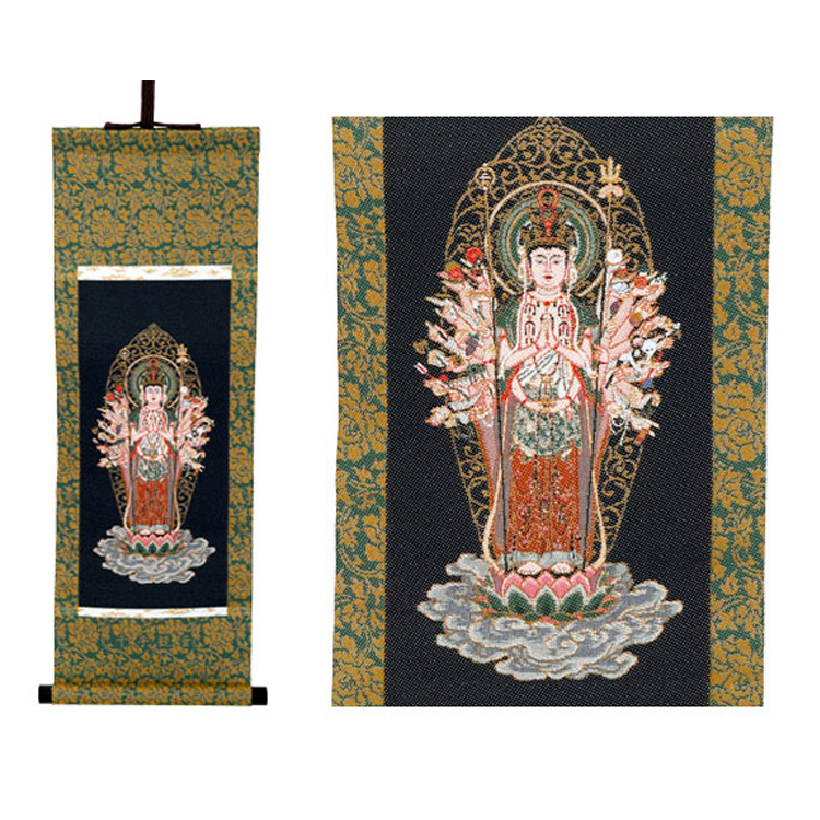 It is 13 visit to Buddha faith 13 Buddha twelve signs of the zodiac  protection Buddha sexagenary cycle textile lucky charm polyester in 13 in  the