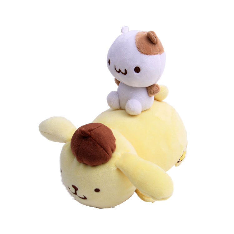 c7fc0e548de8 Child gift present KThingS of the child child woman going out having a cute  apple apple pudding menu menu S lying on one's stomach Sanrio