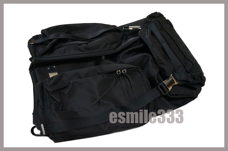 1a9f9568ed88 ... low cost emergency stock undercover under cover new prada type backpack  black da3b6 f10bf