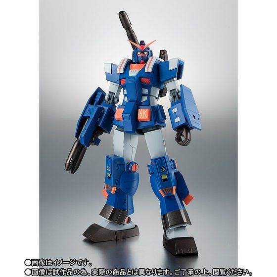 ROBOT魂 <SIDE MS> FA-78-1 パーフェクトガンダムII(フルアーマータイプ) ver. A.N.I.M.E./バンダイ 魂ウェブ ロボット魂 プラモ狂四郎