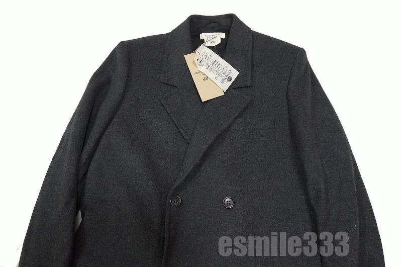 ISABEL MARANT(イザベルマラン)xH&M メンズ ウールコート50(XL)