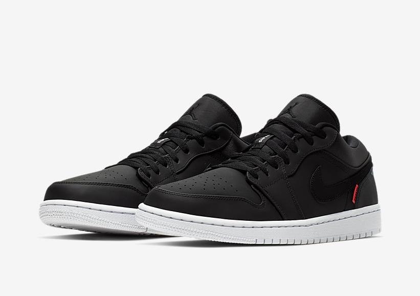 auc esmile: Domestic black tag NIKE AIR JORDAN low PSG Nike