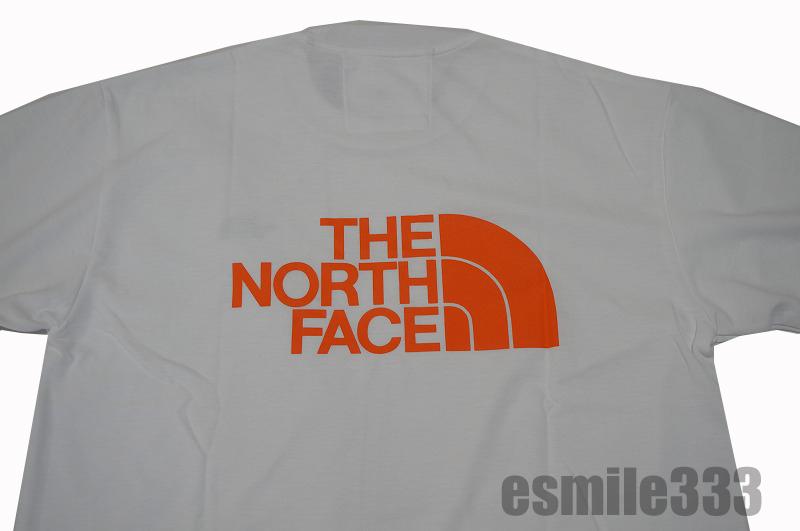 【新古品・未使用品】2018SS THE NORTH FACE x BEAMS コラボ 第二弾 OUTDOOR UTILITY TEE 白 XL ノースフェイス ビームス/Tシャツ【中古】