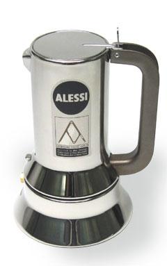 直火式エスプレッソメーカー「アレッシィ」3カップ用(9090/3 )