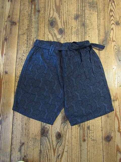 VOO(ヴォー)【PAISELY SHORTS】