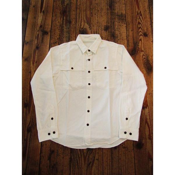 【H.UNIT STORE LABEL】( エイチユニットストアレーベル)「Ventilation long sleeves shirt」(送料無料)