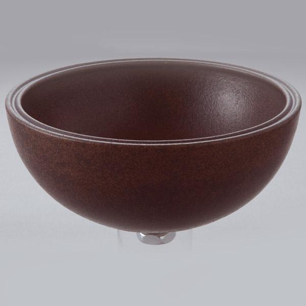 洗面 洗面ボール 洗面ボウル 手洗い鉢 洗面台 陶器 洗面 ボール ボウル コゲ窯肌 置き型直径270ミリ