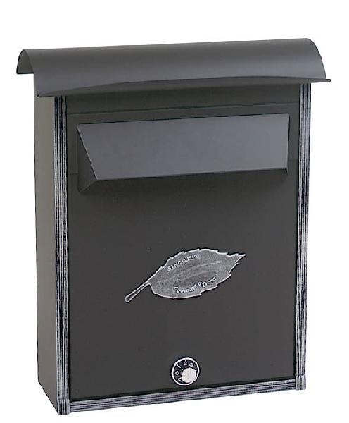 ポスト 郵便受け 壁掛け郵便ポスト デザインポスト 鍵付き ノーヴルポストシンプル アイアン 壁掛け レトロスタイル