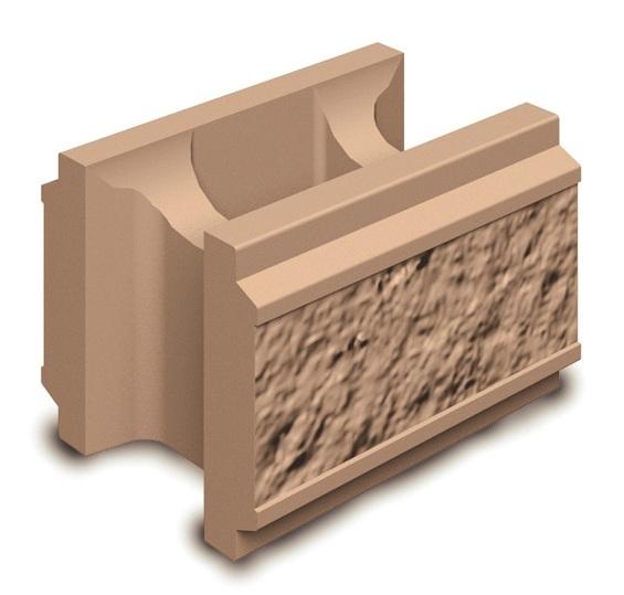 【クーポンで10%OFF~3/4 19:59】 ブロック 塀 壁飾りブリーズブリック(クロノスTU2-14B) 外壁 外構工事