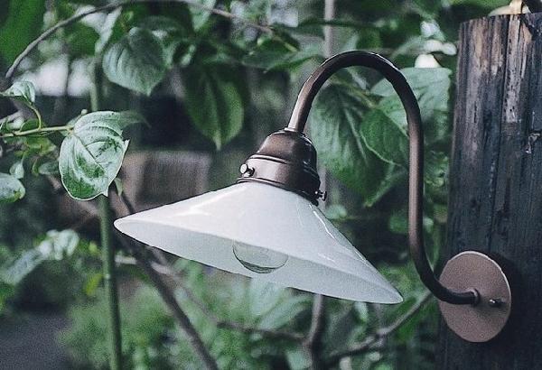 玄関照明 玄関 照明 屋外 門柱灯 門灯 外灯 ポーチライト ポーチ灯 ガーデンライト W-1 レトロ 照明 アンティーク風 照明 ブラケット 照明器具 おしゃれ 41001