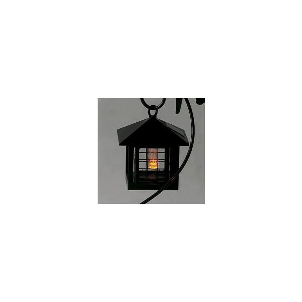 솔러 라이트 옥외 조명 가든 라이트 LED 솔러 센서 첨부 솔러 라이트(캣) SI-1926-1300정묘의 실루엣 외등 조명기구 멋쟁이