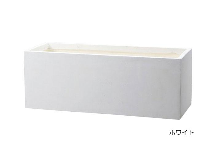 プランター大型植木鉢ファイバーファイバープランターアルファ45ホワイトブラック45×45cmガーデニング園芸用品【レビューを書いて送料無料】