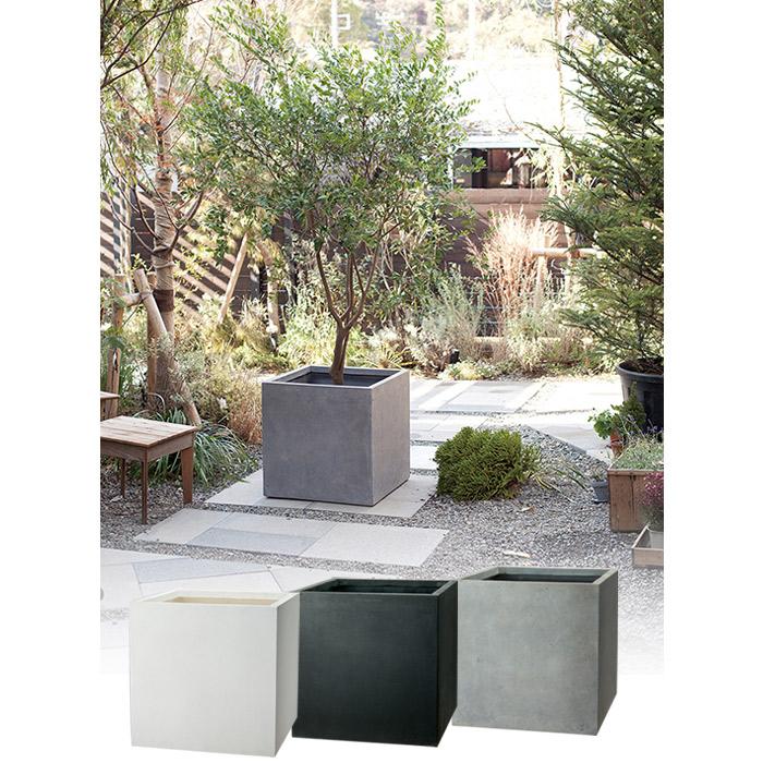 プランター植木鉢大型長方形植木鉢ファイバープランターラムダ100×45×45cmガーデニング園芸用品【レビューを書いて送料無料】