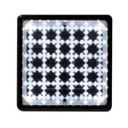 屋外照明 ソーラーライト 埋込 照明 駐車場 ライト 外灯 エスコートG ホワイト 誘導灯 照明器具 おしゃれ