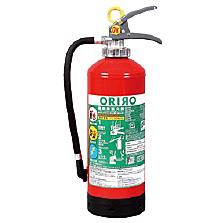 消火器 10型 ABC粉末消火器 オリロー ORIRO リサイクルシール付き 国家検定合格品