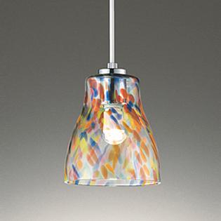 ペンダントライト LED 100V OP252422LD ガラス 室内照明 ペンダント 天井照明 リビング 照明 間接照明 室内ライト 吊り下げライト びいどろ 照明灯