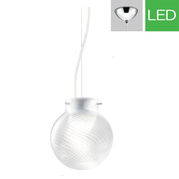 【スーパーSALE割引アイテム】 ペンダントライト LED op252213P1 ガラス(透明・斜めモール) 室内照明 天井照明 リビング 照明 間接照明 室内ライト 吊り下げライト モダン LED 電球色
