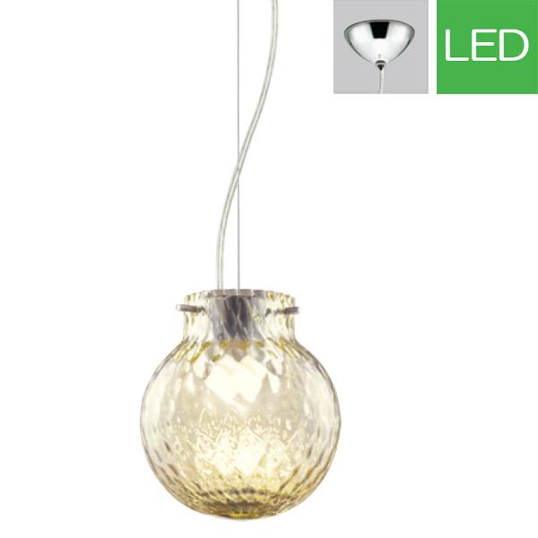 【スーパーSALE割引アイテム】 ペンダントライト LED op252215P1 ガラス(タン色・網目モール) 室内照明 天井照明 リビング 照明 間接照明 室内ライト 吊り下げライト モダン LED 電球色