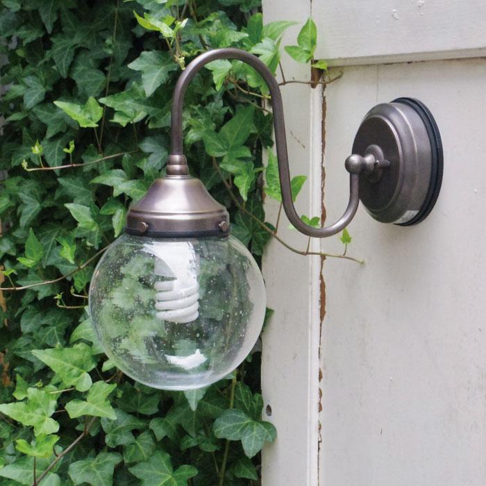 玄関 照明 電球色 屋外 ポーチライト 門柱灯 門灯 外灯 SWO220A 321 アンティーク風 レトロ ブラケット 照明器具 おしゃれ 100V