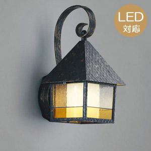 玄関照明 玄関 照明 LED 門柱灯 門灯 外灯 屋外 AU37709L 電球色 白熱灯40W相当
