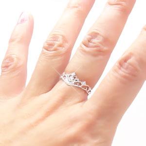 指輪 ティアラ 王冠 ダイヤモンド ダイヤ 0 05ct リング 18金 18k k18 イエローゴールド ピンクゴールド ホワイトゴールド レディース ジュエリー アクセサリー プレゼント ギフト 送料無料コンビニ受取対応商品vnm0wN8
