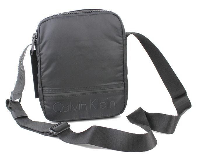 Calvin Klein ≪カルバンクライン≫ショルダーバッグ / K50K503700 ブラック/ 黒 ポリウレタン ななめがけバッグ 【★セール】