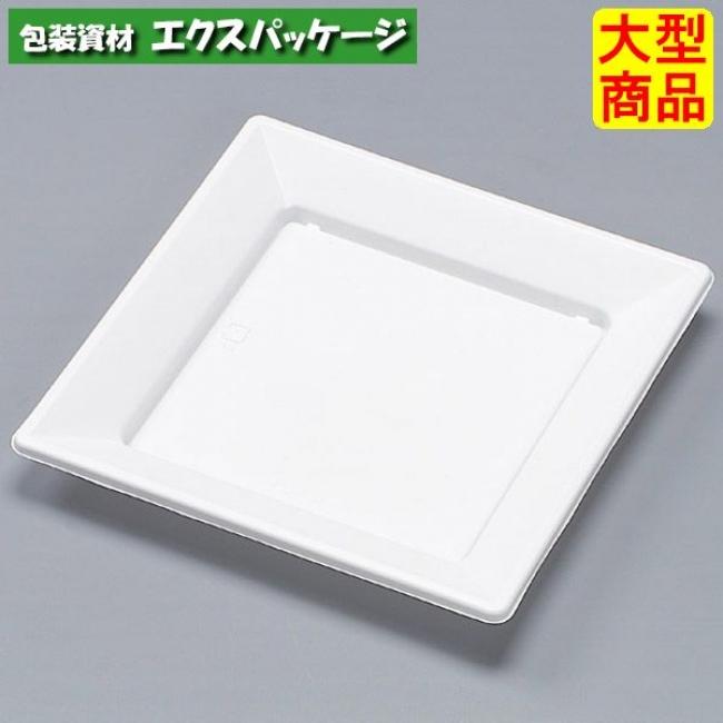 福皿 21H 白 本体のみ 400枚 0583480 ケース販売 大型商品 取り寄せ品 福助工業