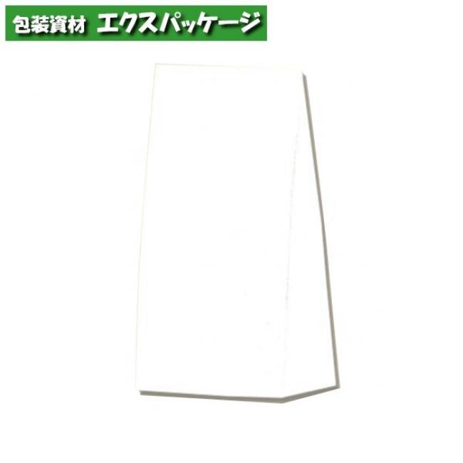 ファンシーバッグ S1 白無地 2000枚入 #003072100 ケース販売 取り寄せ品 シモジマ