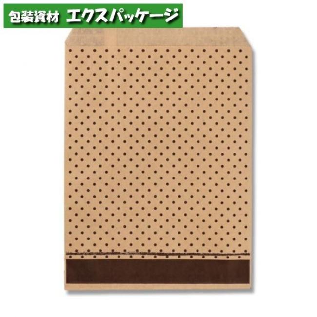 柄小袋 Rタイプ R-70 ピンドットBR 6000枚入 #006527274 ケース販売 取り寄せ品 シモジマ