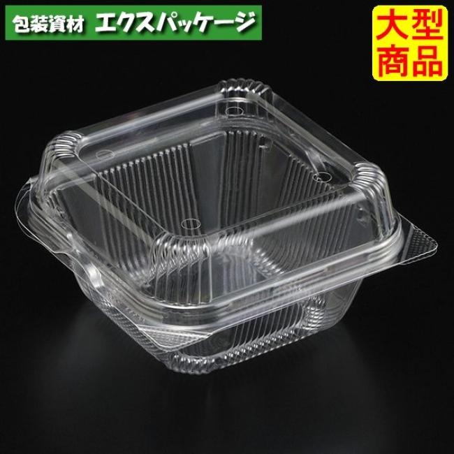 ユニコン GT150-H 透明 本体・蓋一体 1200枚入 5G15108 ケース販売 大型商品 取り寄せ品 スミ