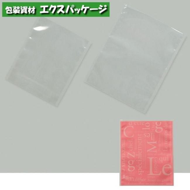 【福助工業】カマス袋 カマスGT (透明タイプ) No.2洋柄ピンク 5600枚 0801887 【送料無料】 【ケース販売】