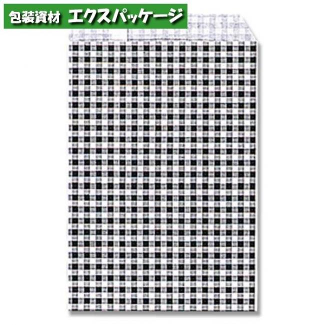 柄小袋 Rタイプ R-85 ギンガムミニスミ 6000枚入 #006521506 ケース販売 取り寄せ品 シモジマ