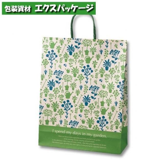 25チャームバッグ 2才 ガーデンライフ G 200枚入 #003230420 ケース販売 取り寄せ品 シモジマ