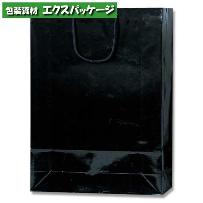 ブライトバッグ KA クロ 50枚入 #006137800 ケース販売 取り寄せ品 シモジマ