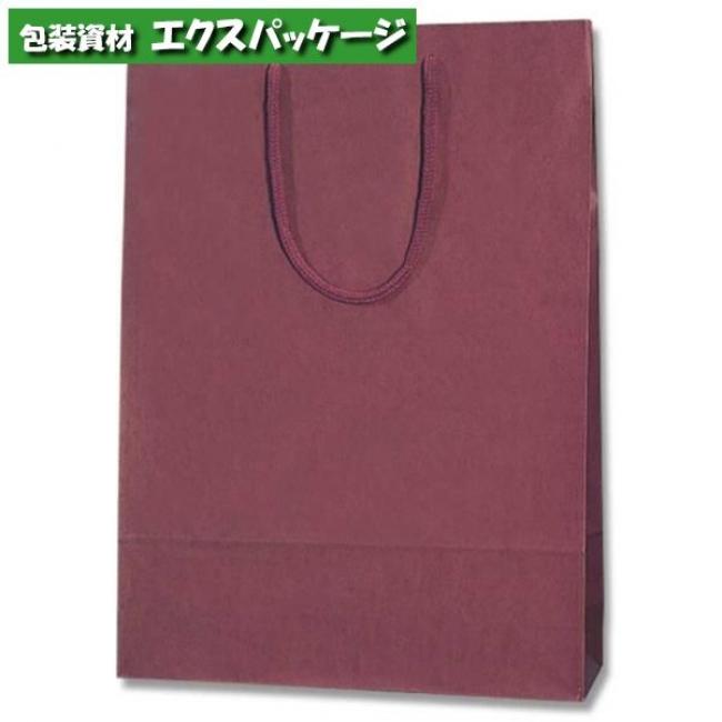 【シモジマ】カラーチャームバッグ 2才 エンジ 100枚入 #005310113 【ケース販売】