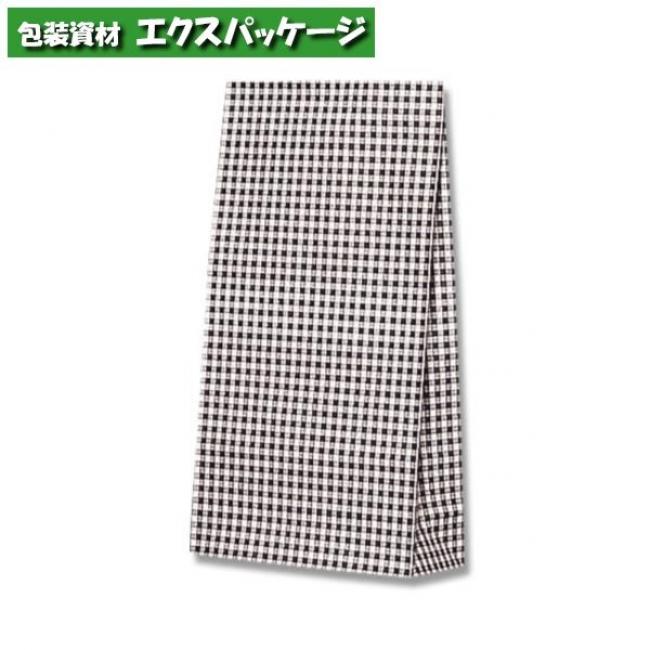 ファンシーバッグ S3 ギンガムミニクロ 1500枚入 #003079401 ケース販売 取り寄せ品 シモジマ
