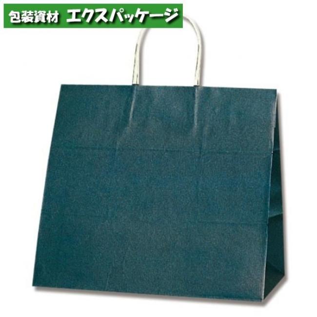 【シモジマ】25チャームバッグ 32-4 あい 200枚入 #003268103 【ケース販売】