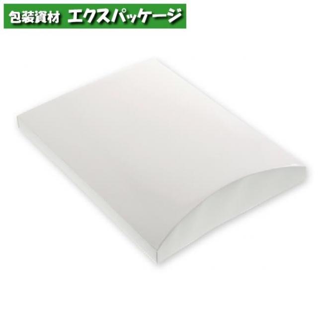 ギフトボックス ギフトBOX 期間限定の激安セール お気にいる ピローボックス AX-20 白 バラ販売 シモジマ #006826001 取り寄せ品 10枚入