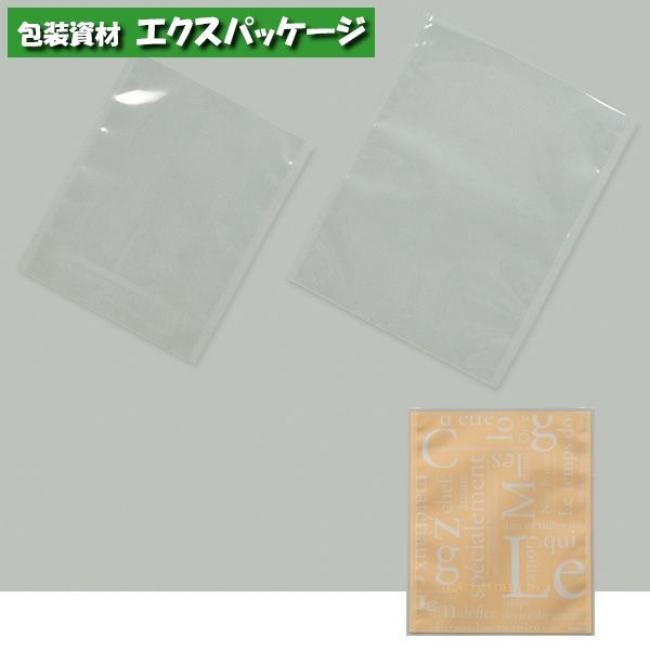 【福助工業】カマス袋 カマスGT (透明タイプ) No.3洋柄クリーム 4000枚 0801976 【送料無料】 【ケース販売】