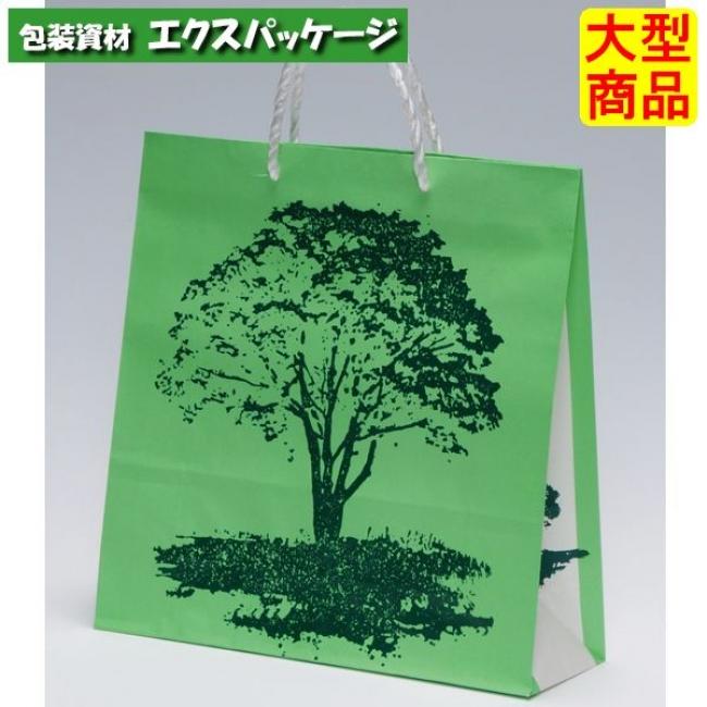【パックタケヤマ】手提袋 アートバッグ HF 大樹 XZT00592 200入 【ケース販売】